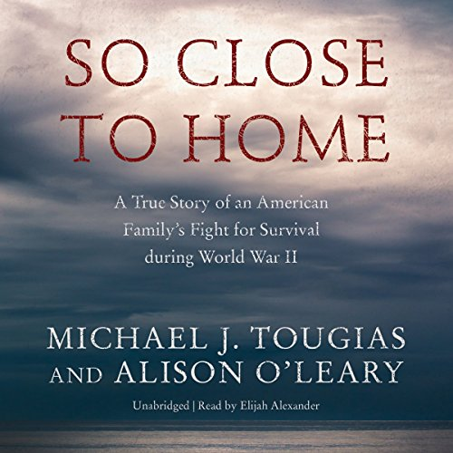 So Close to Home audiobook cover art