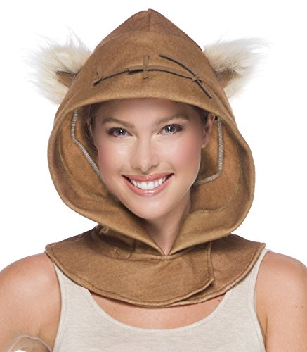 Rubie's Adult Star Wars Ewok Hood