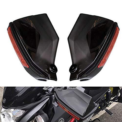 NA Manillar Manoplas Accesorios de Moto Protector de Manos Protector para Suzuki...