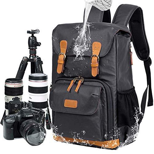 Rugzak voor Professionele Camera Rugzak Camera Tas Waterdichte Foto Deur Reflex Laptop Canon Nikon Statief Accessoires