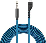 Aimuli Replacement Audio Cable for SteelSeries Arctis 3, Arctis Pro Wireless, Arctis 5, Arctis 7, Arctis Pro Gaming Headset 2m/6.5 Feet(Blue)