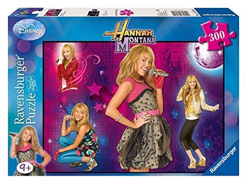 Ravensburger - 13170 - Puzzle enfant - Hannah Montana Disney - 300 Pièces