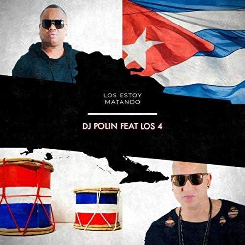 Dj Polin feat. Los 4