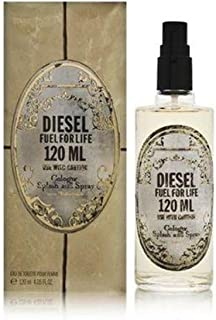 Diesel Fuel For Life EDC Limited Edition 4.1oz (120ml)