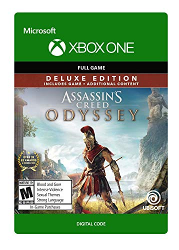 Assassin's Creed Odyssey - Deluxe Edition - Xbox One [Digital Code] Now $19.99 (Was $79.99)