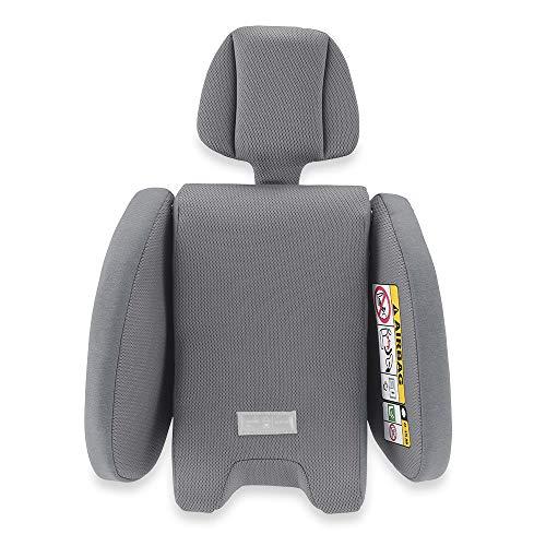 Recaro Kids, Neugeborenen Einlage Kio, Neugeborenen-Inlay für Kinderautositz, Kompatibel mit Reboarder Kio, Silent Grey