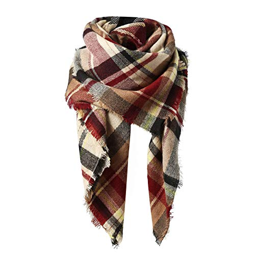 Women's Fall Winter Scarf Classi...
