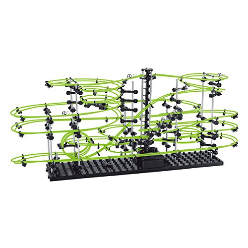 AVANI EXCHANGE SpaceRail Level 4 231-4 26000mm Kit de Modelo Luminoso Fluorescente Que Brilla en la Oscuridad