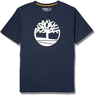 Timberland mens TFO Tree Logo Tee NonRinger (Regular) T-Shirt