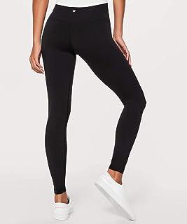 Lululemon Align Pant Full Length Yoga Pants, Womens, Black, 4