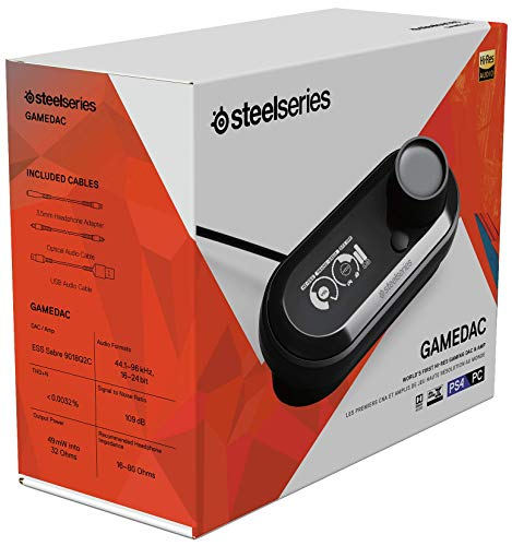 SteelSeries『GameDAC』