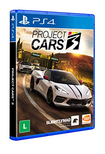 Project Cars 3 - PlayStation 4