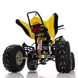Kinder Quad ATV 125 ccm schwarz - 8
