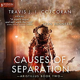 Causes of Separation audiobook cover art