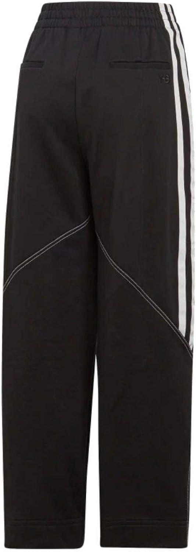 ADIDAS Y3 YOHJI YAMAMOTO Women's DY7142 Black Cotton Pants