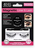 Ardell Professional Magnetic Lashes (with Sleek Compact Mirror) (Lash & Liner Set - Wispies)