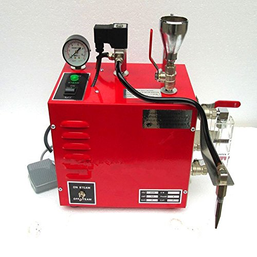 MXBAOHENG 220V 4L 1.8kw High Temperature Jewelry Steam Cleaning...