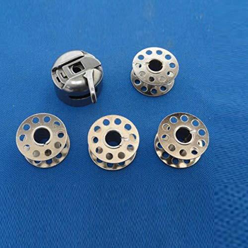 Exceart 1 Set Machine-Accessoires Met Spoelhuis Naaimachine Klossen Naaien Vervangende Benodigdheden Voor Beginners Thuis Fabricage Diy Doek