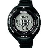 [セイコーウォッチ] 腕時計 プロスペックス アルピニスト ソーラー ハードレックス SBEB001 ブラック