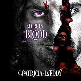 Secrets in Blood audiobook cover art