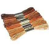 Fait de coton, qui est plus flexible et plus résistant, brillant et lisse.