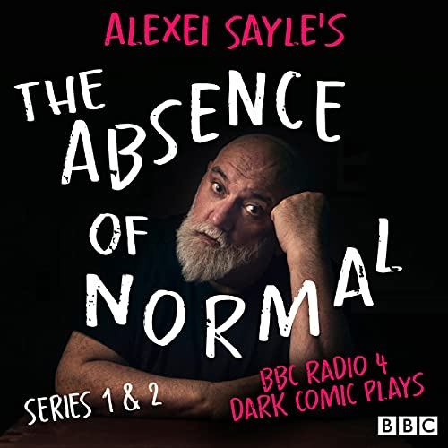 Alexei Sayle's: The Absence of Normal, Series 1 and 2 cover art