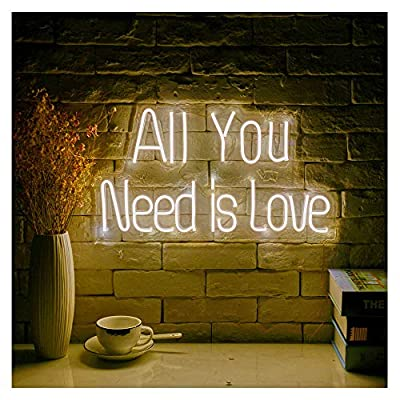 LED Neon Sign Lights Art Wall Decorative Lights