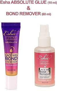 Esha Absolute Glue 10ml (new size) and Esha Bond Remover Set