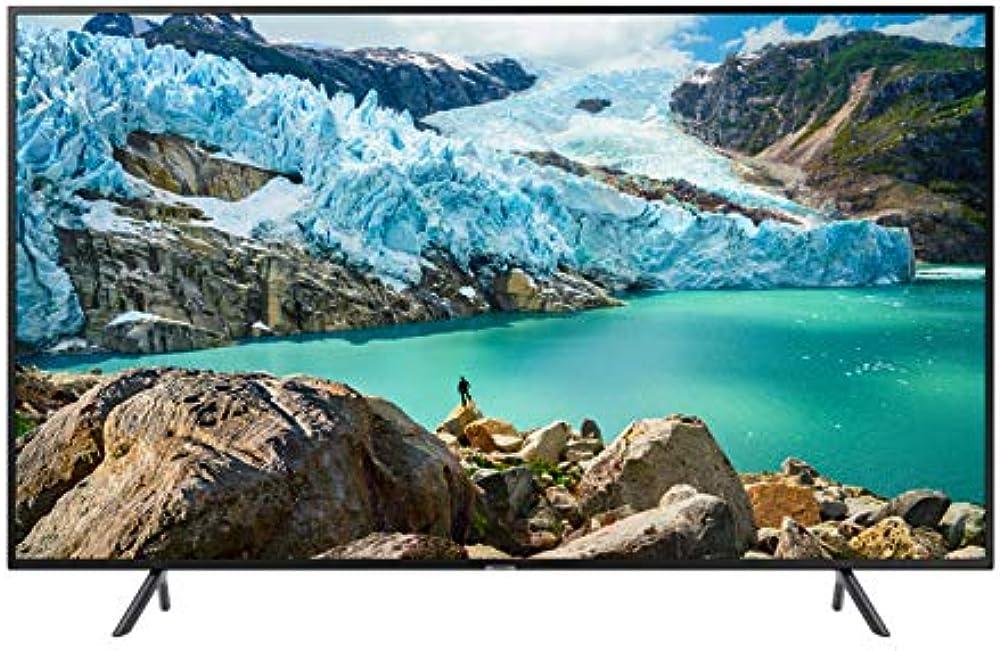 Samsung televisore 50 pollici 4k ultra hd smart tv wi-fi UE50RU7170UXZT