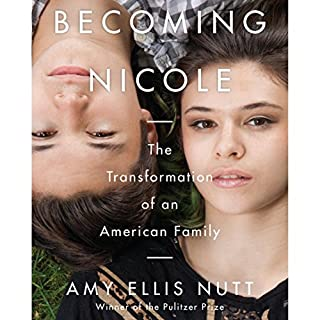 Becoming Nicole audiobook cover art
