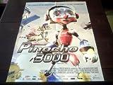 Original Latinamerican Movie Poster Pinocchio 3000 Daniel