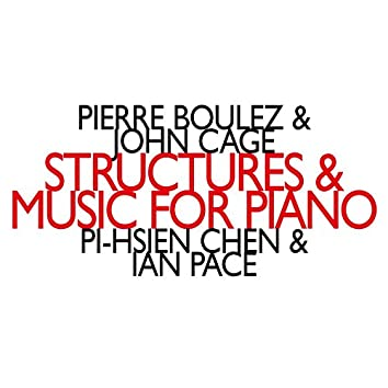 Structures & Music for Piano