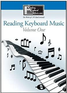 reading keyboard music reid
