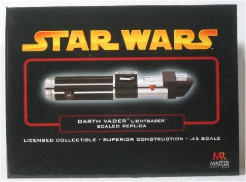 Star Wars Darth Vader 0.45 Scaled Lichtschwert (Lightsaber) Episode III