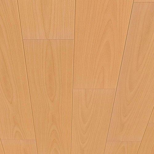 Crossflex Essential Wandpaneel und Deckenpaneel Buche 1190 x 168 x 10 mm