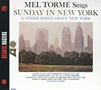 Sings Sunday in New York by Mel Torme (2008-01-13)