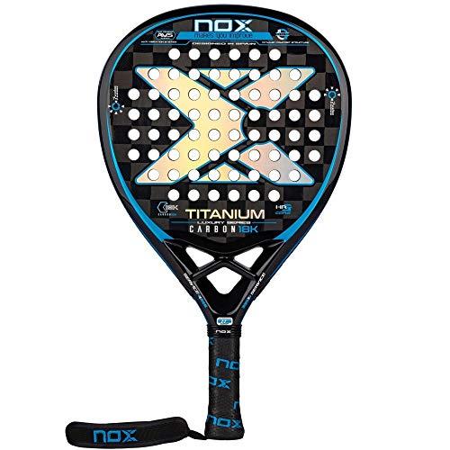 NOX Titanium Carbon 18K Luxury SERS