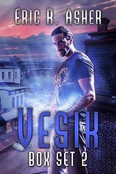 The Vesik Series: Books 4-6 (Vesik Series Box Set Book 2) by [Eric Asher]