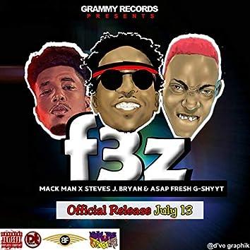 3 Faz (feat. Steves J. Bryan & Asap Jexus G-Shytt)