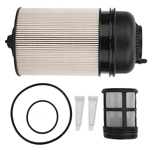 Qiilu 10 Pcs Motorcycle Gas Inline Fuel Filters Oil Filtering Part Fit For 1//4 Inch x 5//16 Inch Hose