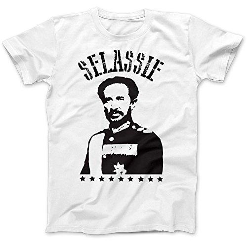 Bees Knees Tees Haile Selassie Inspired T-Shirt