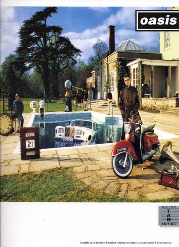 """Oasis: """"be Here Now"""": Guitar Songbook (September 04,1997)"""
