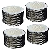 Yonice 4 Pack Humidifier Filters Replacement for Holmes & Sunbeam Humidifier Filter A,Replacement Parts HWF62,HM1701, HM1761, HM1300,HM1100
