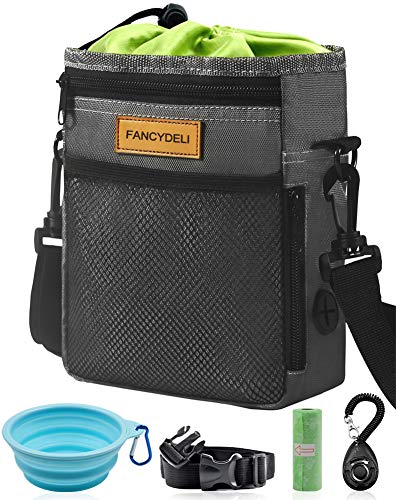 FANCYDELI Dog Treat Training Pouch