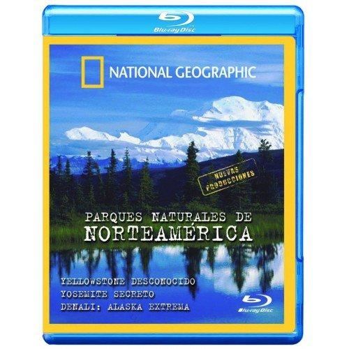 Parques Naturales De Norteamérica [Blu-ray]: Amazon.es: Varios: Cine y Series TV