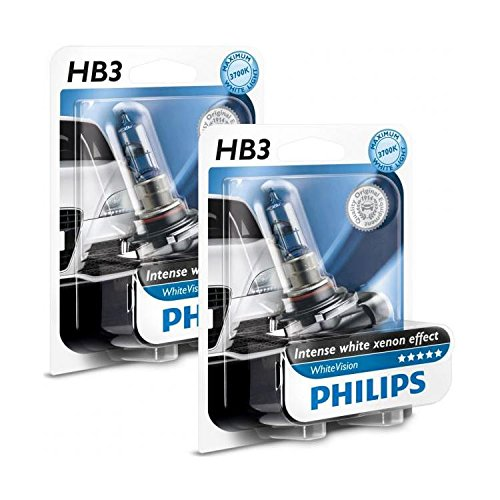 Bombillas HB3 Philips White Vision