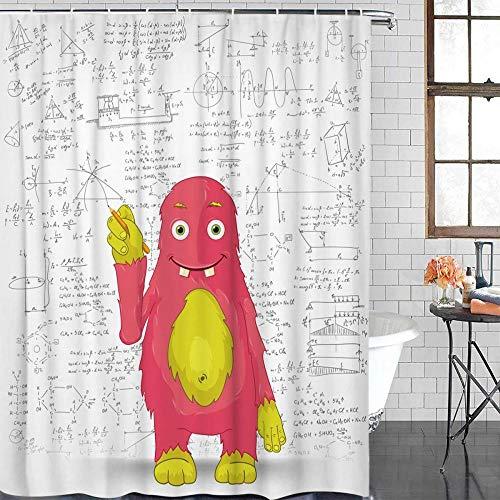 SYLZBHD Cartoon Bad Vorhang Monster...
