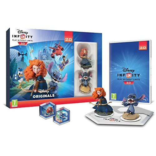 Disney Infinity 2.0 Disney Toybox Pack (Nintendo Wii U) - [Edizione: Regno Unito]