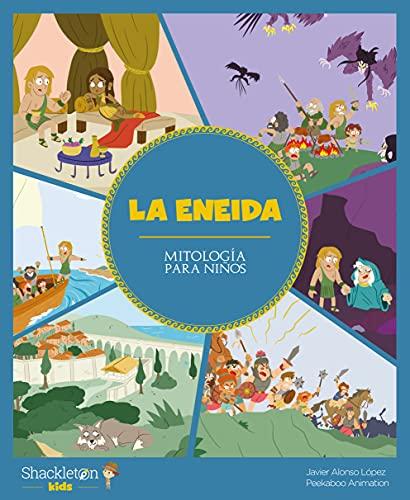La Eneida: 7 (Mitología para niños)