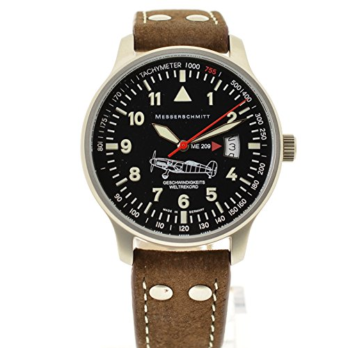 Messerschmitt by Aristo Orologio Aviatore da me 209 – Made in Germany...